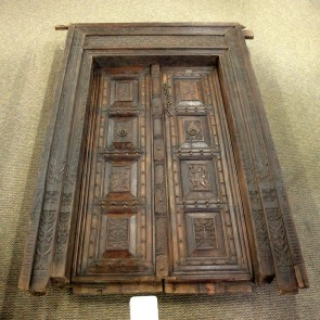 Antique Indian Palace Door