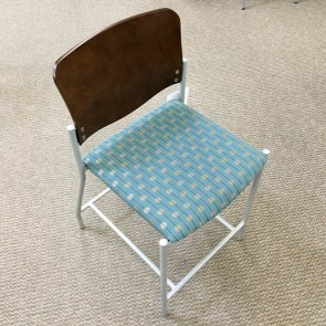 National Counter Height Stool (Ocean Truffle) Showroom Sample CHS4323NAT