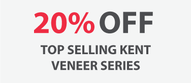20% Off OFD iT Kent Veneer Series