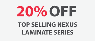 20% Off OFD iT Nexus Laminate Series
