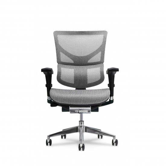 X-Chair X2 K-Sport Executive Task Chair (White)
