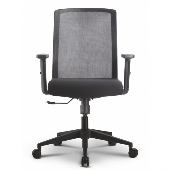 Concetto Ergonomic Office Chair (Black)