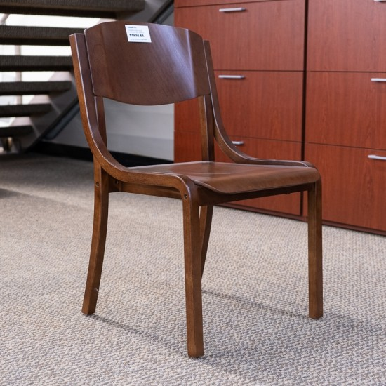 Used JSI Sterling Guest Chair (Showroom Sample - Walnut) CHS9999-1021