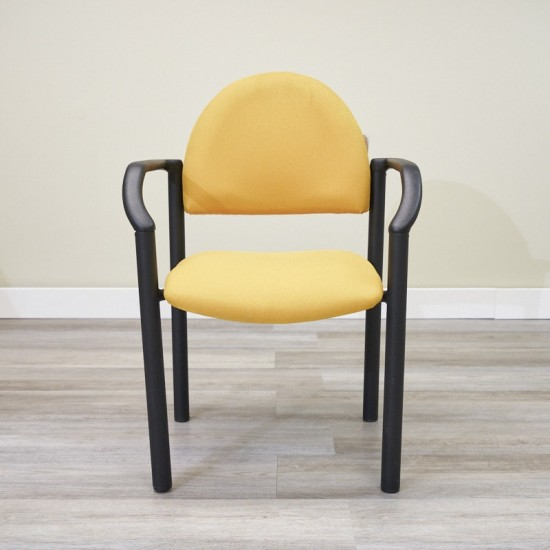 Used Guest Side Chair (Yellow) CHS9999-1138