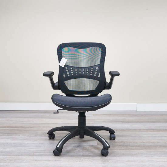 Used Mesh Back & Seat Office Task Chair (Black) CHT1669-008