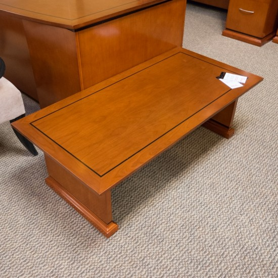 [Closeout] OFD Madison 48x24 Coffee Table (Cherry) OCC04AOFCO