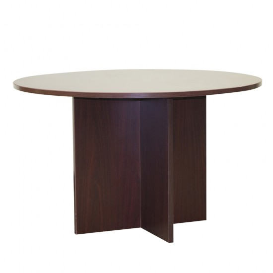 """Ultra 47"""" Round Conference Table OFD-123"""