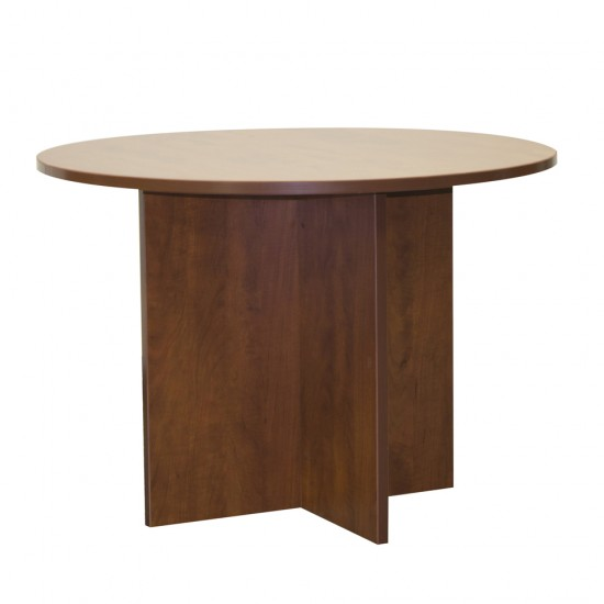 "Ultra 42"" Round Conference Table OFD-127CHE (Cherry)"
