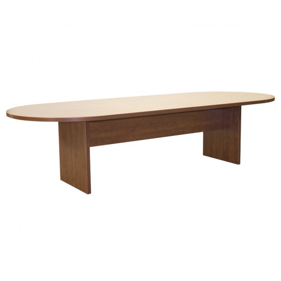 Ultra 8' Racetrack Conference Table OFD-136CHE (Cherry)