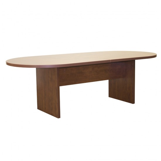 Ultra 10' Racetrack Conference Table OFD-137CHE (Cherry)