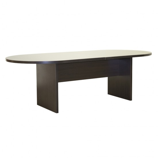 Ultra 10' Racetrack Conference Table OFD-137ESP (Espresso)