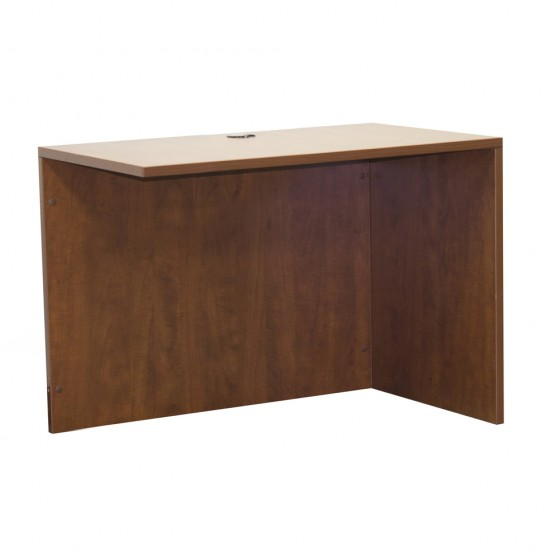 "Ultra 41"" Desk Return Shell OFD-146CHE (Cherry)"