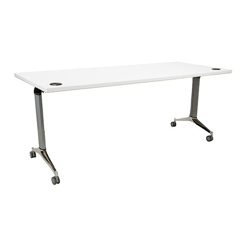 Clear Design Optima 24x60 Training Table OTT2460 (White)