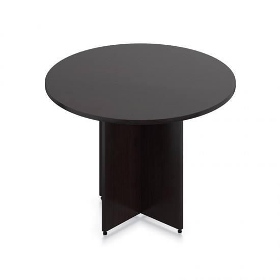"OTG 42"" Round Conference Table SL42R"