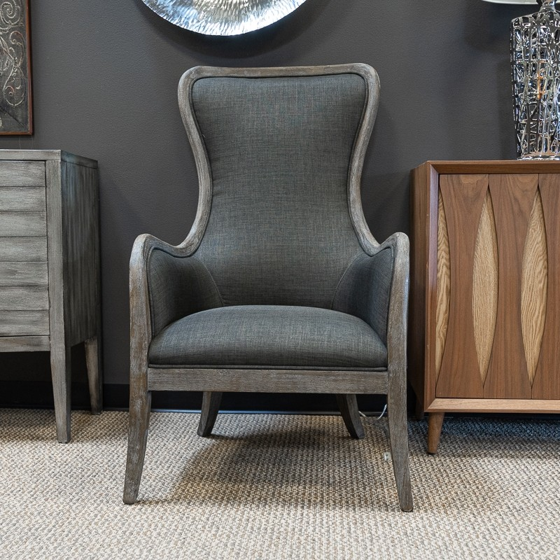 Astounding Closeout F O A Accent Chair Gray Chl1003Foa Onthecornerstone Fun Painted Chair Ideas Images Onthecornerstoneorg