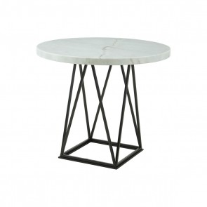 Ellie International Reko Marble Counter Height Table