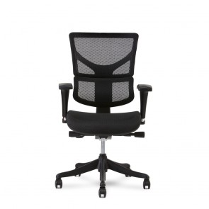X-Chair X1 Flex Mesh Task Chair (Black)