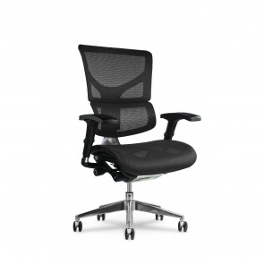 X-Chair X2 K-Sport Executive Task Chair (Black)