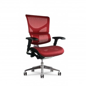 X-Chair X2 K-Sport Executive Task Chair (Red)