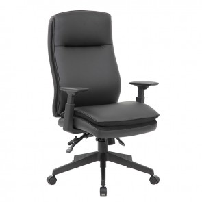 Boss Caressoft™ High Back Executive Chair