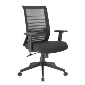 Boss High Back Mesh Synchro-Tilt Task Chair