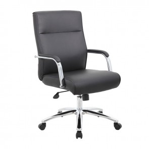 Boss Modern Executive Conference Chair (Black)