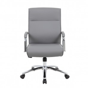 Boss Modern Executive Conference Chair (Gray)