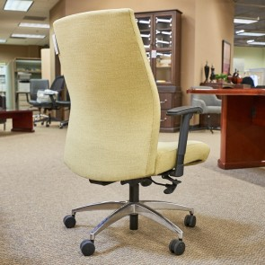 Used Jasper Seating Executive Task Chair (Maize) [Showroom Sample] CHE9999-987
