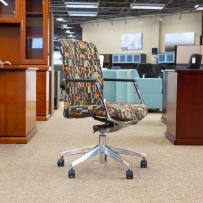 Used JSI Highway Executive Task Chair (Showroom Sample) CHE9999-990