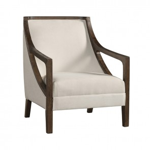 Ellie International Popkins Guest Chair (Natural)