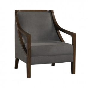 Ellie International Popkins Guest Chair (Charcoal)
