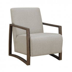 Ellie International Harman Guest Chair (Linen)