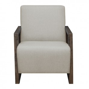 Front - Ellie International Harman Guest Chair (Linen)