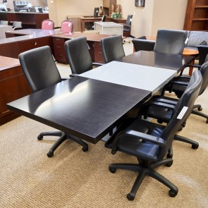 Used Babini 3x9 Conference Table CTB1706-001