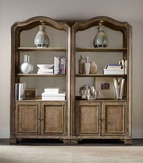 Hooker Furniture Solana Bunching Bookcase 5291-10445