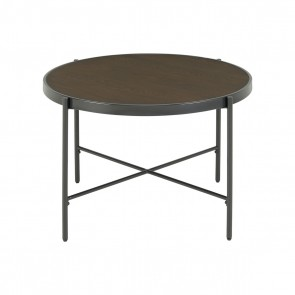Ellie International Verna Wood Occasional Table
