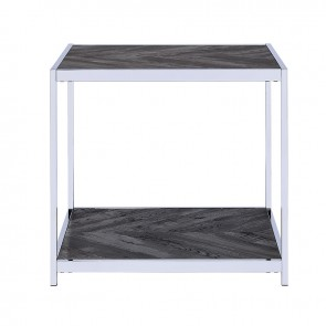 Front - Ellie International Atreyu End Table