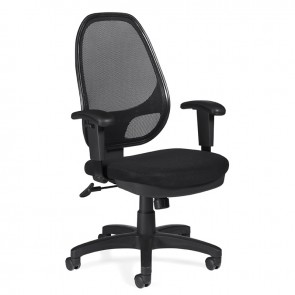 OTG Mesh Task Chair 11641B (Black)