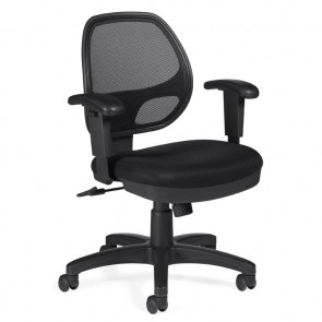 OTG Mesh Task Chair 11647B (Black)