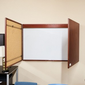 Used 6' Visual Marker Board (Mahogany) VIS1432-003